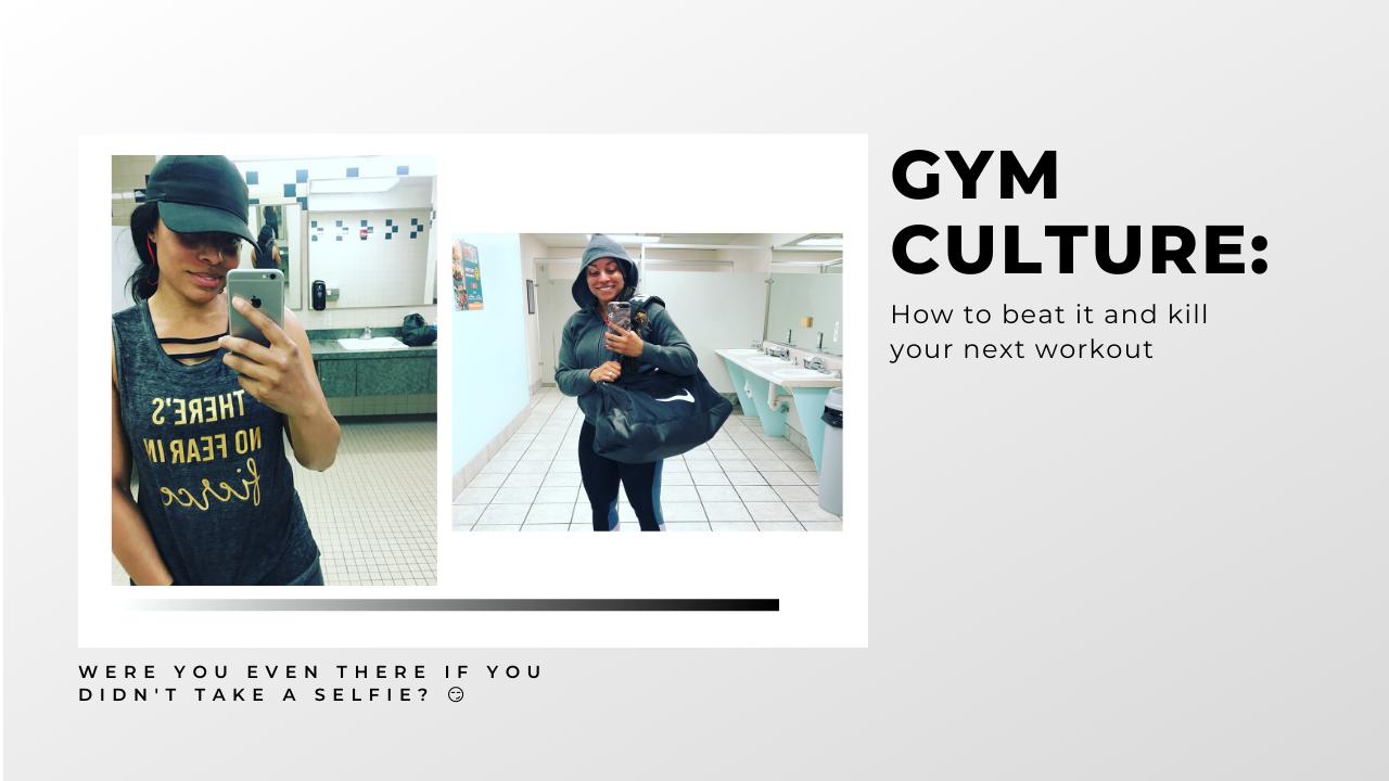 gym culture_