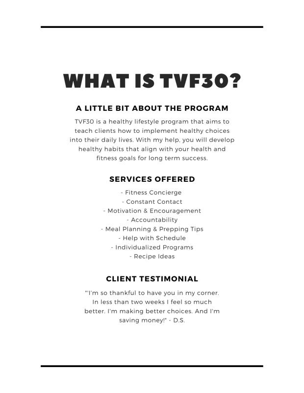 TVF30